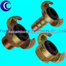 Claw coupling of European type