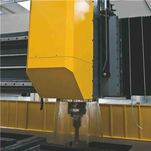 Tphd5045 High-Speed-Platten-Bohrer-Maschine