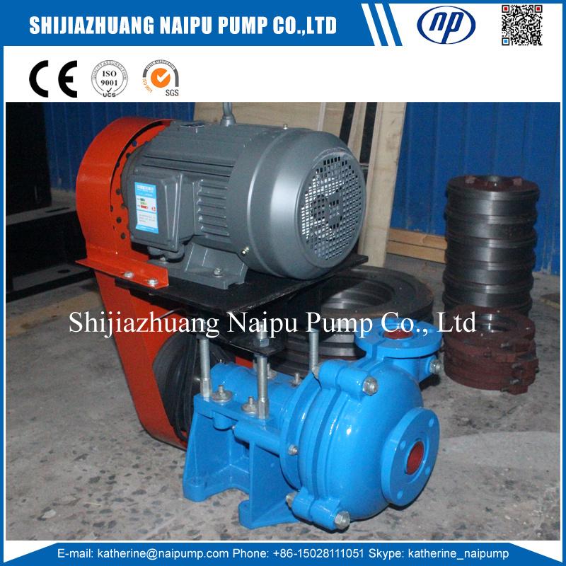 1.5 inch Warman Pump