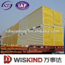 Glass Wool Sandwich Panel for Building Materials with ISO9001