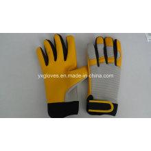 Перчатки-Защитные Перчатки-Недорогие Перчатки Руки Защитные Перчатки Работы Кожа Перчатки Коровы Кожаные Перчатки