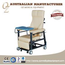 CE approuvé chaise âgée motorisée Convalescent inclinable aîné soins chaise retraite centre d'allaitement meubles à la maison YOC04.1