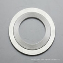Stainless Steel 316L Serrated Gaskets/Kammprofile Gaskets with Outer Ring