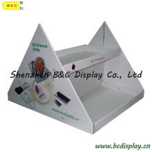 Stands de mesa de mostrador, mostrador de mostrador de tarjeta, mostrador de recepción de stand de exhibición promocional (B & C-C027)