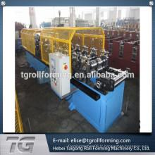 Machine de fabrication de capuchon de toit métallique de qualité optimale avec une longue durée de vie