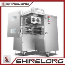 Máquina de procesamiento de alimentos para la cocina del restaurante Máquina de cortar la carne de alimentos