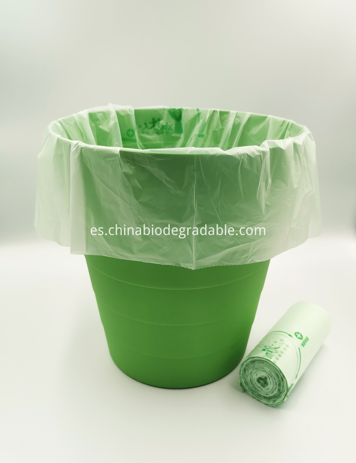 Compostable Food Waste plastic Bags