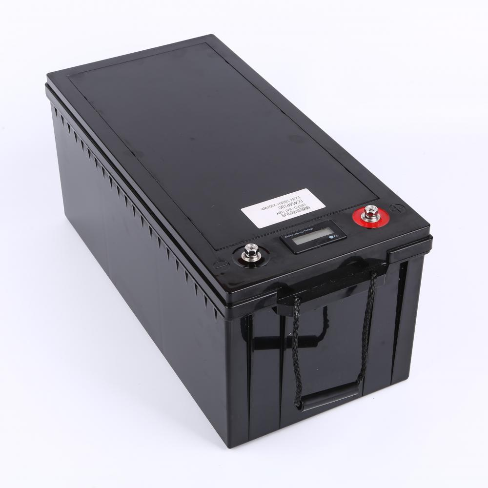 12v 180Ah LiFePO4 Battery For Tailgating