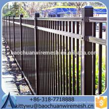 Valla de acero / valla de hierro forjado con la mejor calidad y el mejor precio