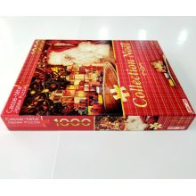 Kustom hot 1500pcs kertas jigsaw puzzle game dewasa