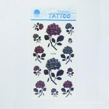 Moda bonito bonito temporária tatuagem etiqueta, personalizado flash tatuagem etiqueta impermeável