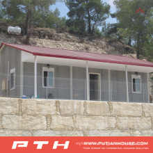 China Manufacture Prefabricated Villa House Building