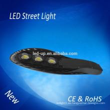 Garantía de 3 años luz de calle de 50W 100W 150W LED con la garantía del comercio