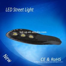3 anos de garantia luz de rua de 50W 100W 150W LED com garantia do comércio