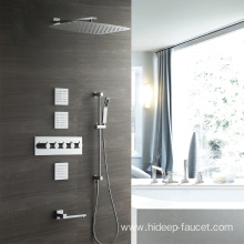 Bathroom Shower Thermostatic Shower Faucet