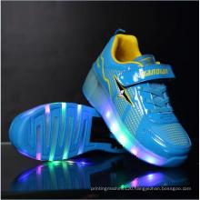 Heel Ys Wheels Retractable Roller Skate Shoes