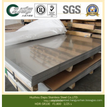 Manufacturer ASTM 304 316 317 Stainless Steel Plate Pipe