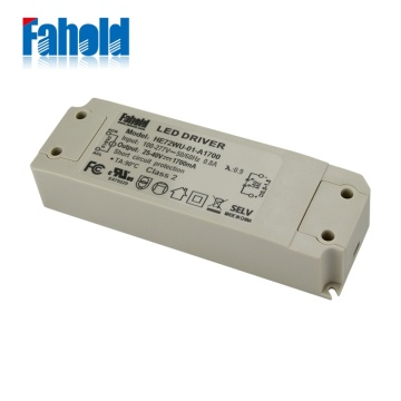 Motor de alta eficiencia 60W LED Lighting Driver
