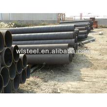 Lista de precios de tubos de acero al carbono ASTMA106 Gr.B / Q235 / Q345 para alimentación de líquidos