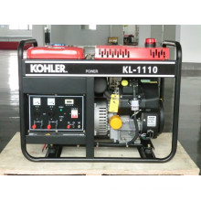 10kVA Portable Petrol Generator with Kohler Engines