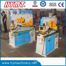 Q35Y-12 einzigen Zylinder hydraulischen runden Stab Winkel Stahl Eisen Arbeiter