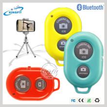 Hot Selling Bluetooth Selfie vara câmera obturador Bluetooth