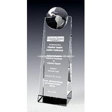 Prêmio de cristal da torre do universo Nu-Cw821