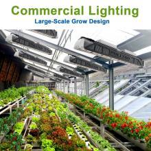 Lâmpada LED para cultivo vertical à prova d'água