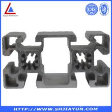 Piezas de perfil de aluminio del marco del panel solar de aluminio