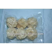 Black Garlic Curing of Insomnia And Constipation