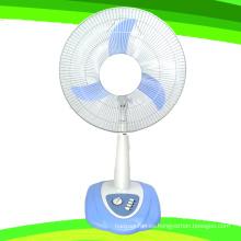 16 pulgadas DC24V-mesa ventilador Solar del ventilador (SB-ST-DC16B)