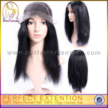 Top Quality For Black Women Cheap Silky Straigt Human Cambodian Hair Wigs