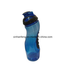 Bouteille d'eau de vélo en polycarbonate (HBT-014)