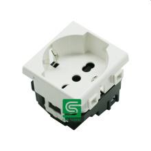 Hot Sale Italian 10A/ 16A Electrical Wall Socket 250V 2p+E