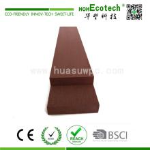 Instalación fácil Suelo plástico sintético de madera