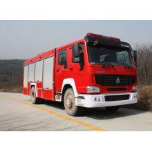 Sinotruk HOWO 8tons Fire Fighting Truck