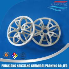 PP Plastic teller rosetter Ring for tower packing
