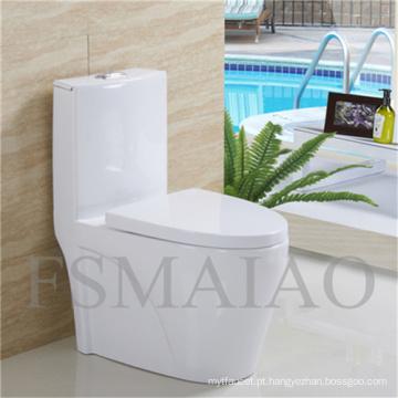 Sanitária Ware Banheiro Encanador Siphonic cerâmica One Piece WC (8106)