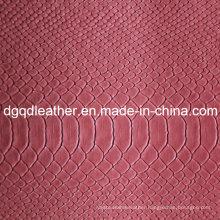 Good Scratch Resistant Furniture PVC Leather (QDL-PV0168)