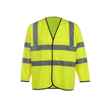 Long Sleeve Reflective Safety Vest Class 3 Eniso Standard