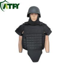 Chaleco antibalas de 0,55 pies cuadrados (chaleco militar / chaleco de policía / chaleco antibalas)