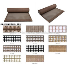 1piece Customized Non-woven fabric drying tunnel ptfe teflon mesh belt
