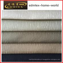 100% poliéster 3 Pass Blackout tecido para cortinas EDM4582