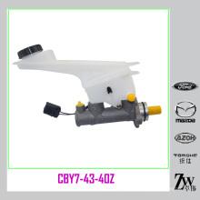 Pièces détachées Cylindre maître de freinage CBY7-43-40Z remplacer pour Mazda Premacy 2.0L