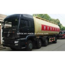 Famous Brand D′long 30m3 Capacity Bulk Cement Tank Truck