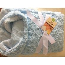 couverture de bébé couvertures/flanelle couverture/super doux et épais doux au toucher