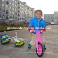 Novo design criança bicicleta crianças e crianças de madeira bicicleta