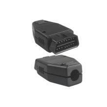 OBDII/Eobd/Jobd/OBD/OBD 2/Obdii/OBD11/J1962 разъем OBD2 16 контактный мужской адаптер