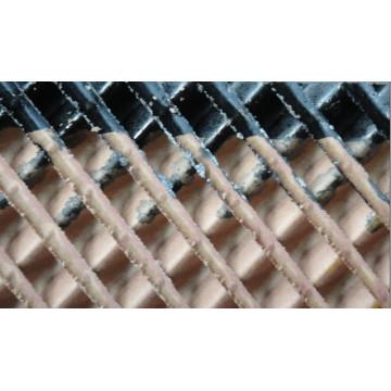 Almohadilla de enfriamiento del marco de aluminio