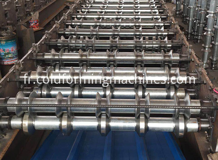 Roof And Wall Panel Roll Forming Machine 9